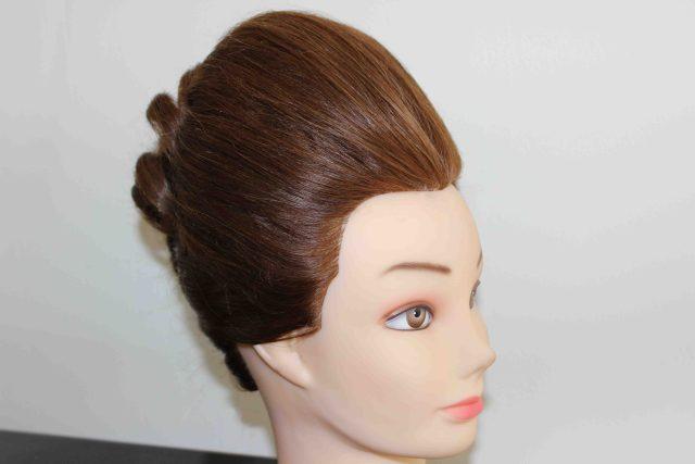 how to backcomb the hair - tina prajapat
