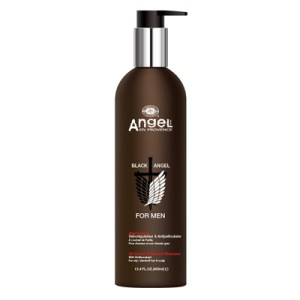 Black Angel For Men Oil Control & Dandruff Shampoo