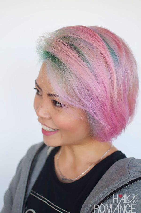 Short Cut Saturday Unicorn Hair Hair Romance