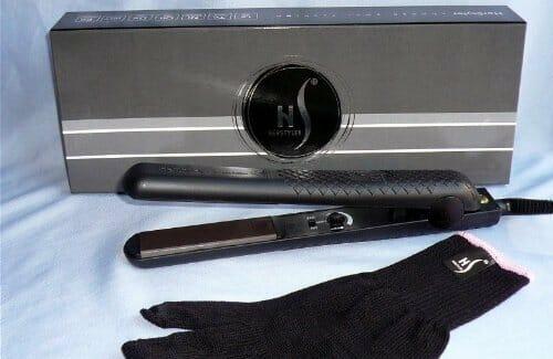 Herstyler Superstyler Onyx Hair Straightener review & Herstyler Superstyler Ceramic Plates Hair Straightener Review