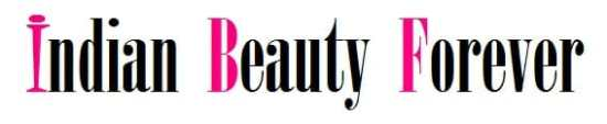 Indian Beauty Forever logo banner