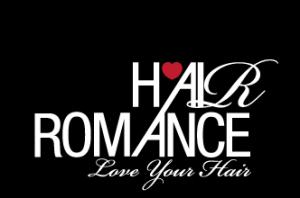 hair romance logo