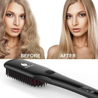 MiroPure-2-in-1-Ionic-Hair-Straightener-Brush-with-Heat-Resistant-Glove-and-Temperature-Lock-Function