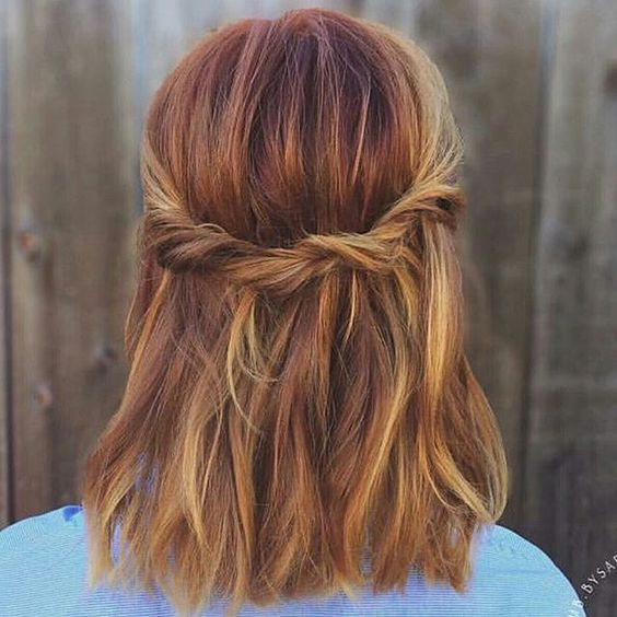 17 Pumpkin Spice Hair Color Ideas 2018 Hairstyle Guru
