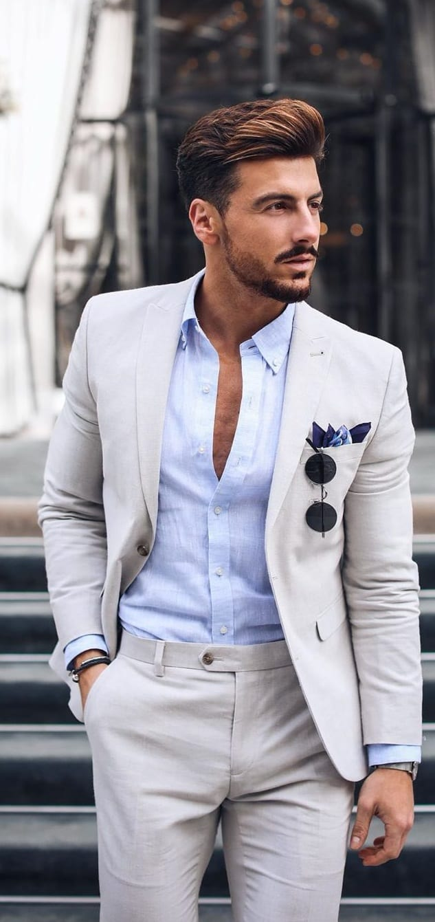 30 Trending Medium Hairstyles For Men In 2019