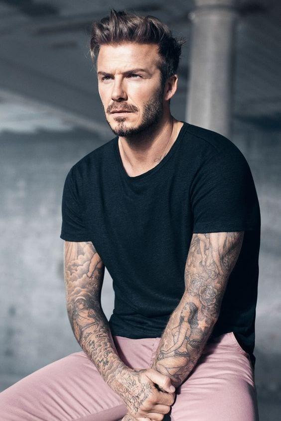 David-Beckham-his-medium-hairstyle