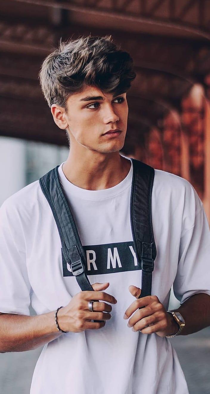 Trending Haircut for Boys 2019