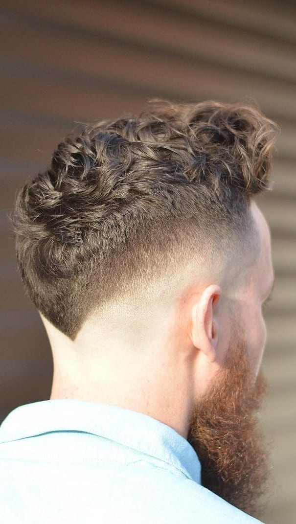 20 Best Curly Hairstyles For Men