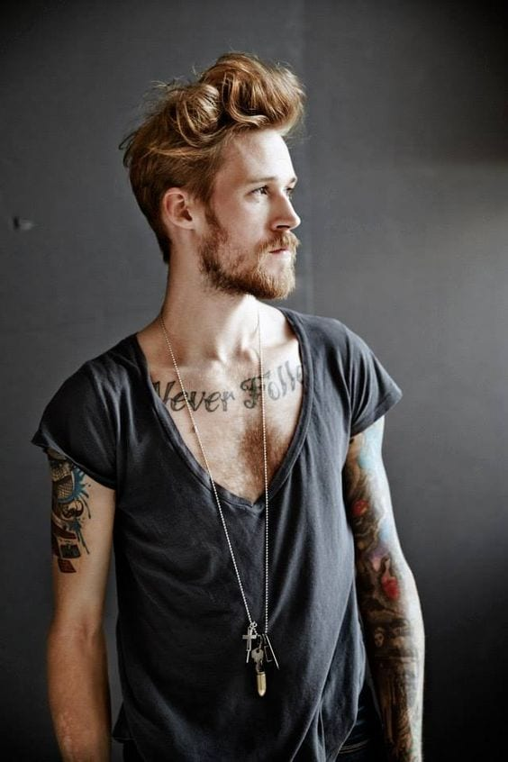 Hipster-men-With-Undercut-Hairstyle-Tattoo-Beard