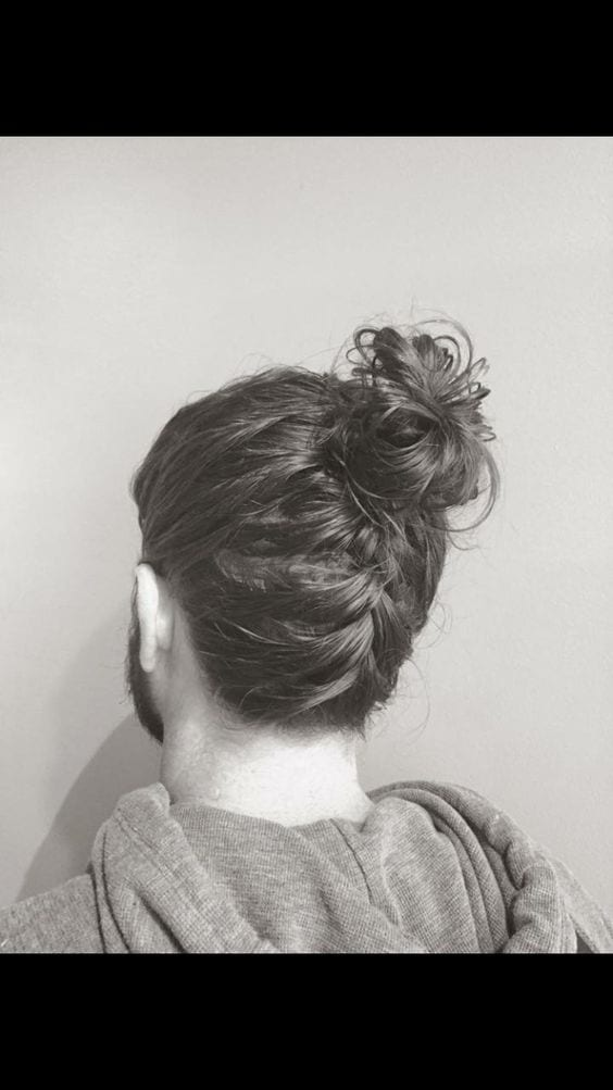 Hipster to adopt Man bun Haircut aswelll