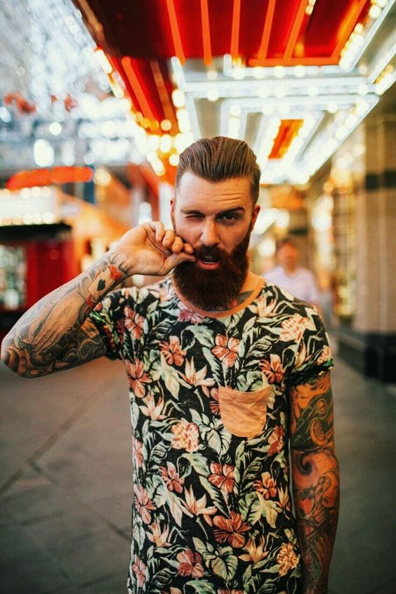 The Most trending Hipster Hairstyle for men in 217