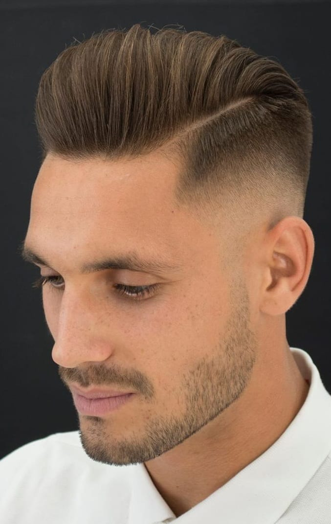 Undercut Hairstyles For Men In 2019