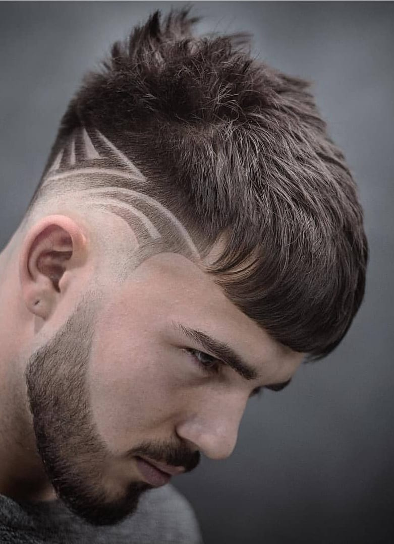 Undercut Hairstyles For Men You Would Love