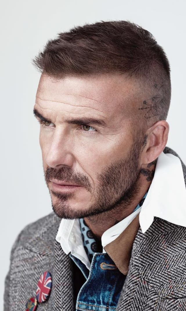20 Celebrity Inspired Hairstyles For Men