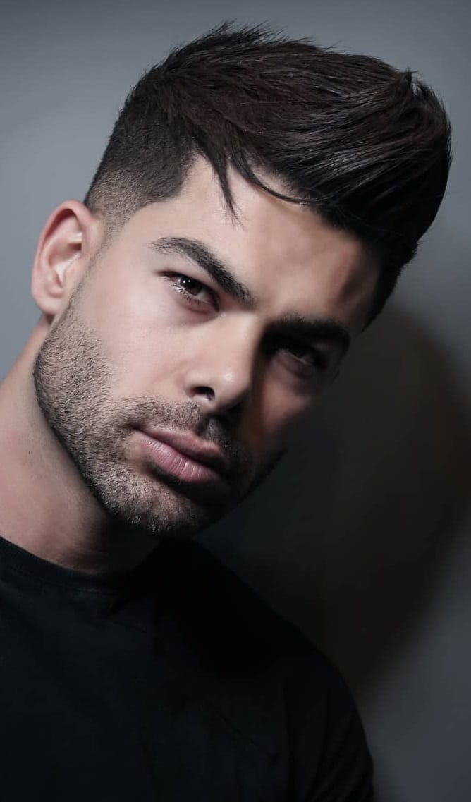 20 Most Favorable Fine Hairstyles For Men In 2019