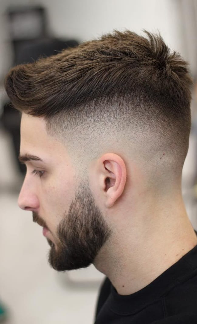 23 Fade Hairstyles For Men That Are Highly Popular In 2019
