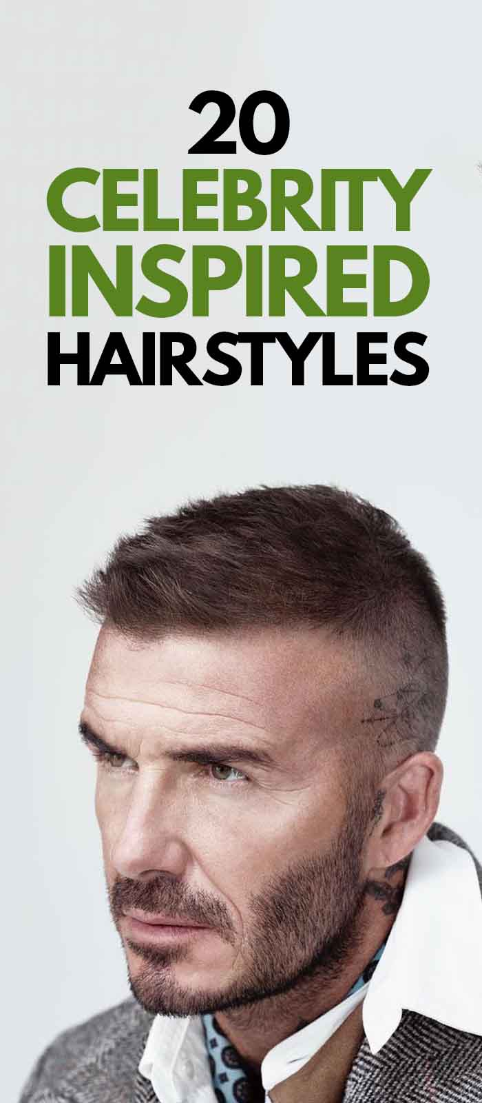 Celebrity Inspired Hairstyles.