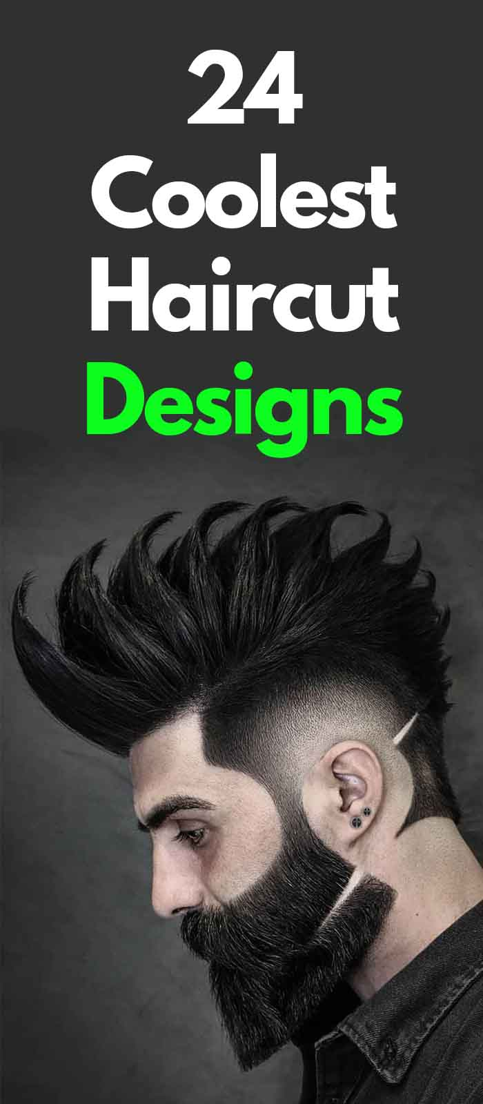 Coolest Haircut Designs 2019