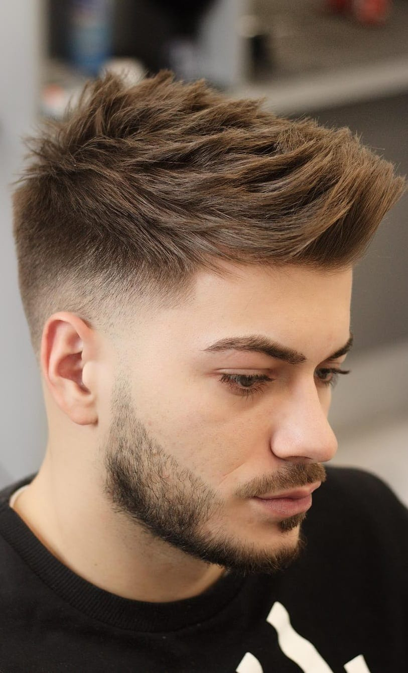 Hairstyles For Men In 2019