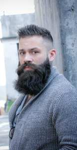 20 Trendy Undercut Hairstyles To Compliment Your Beard.