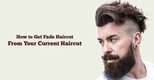 Layers To Fade haircut