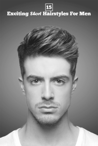 Pictures of Short Hairstyles For Men