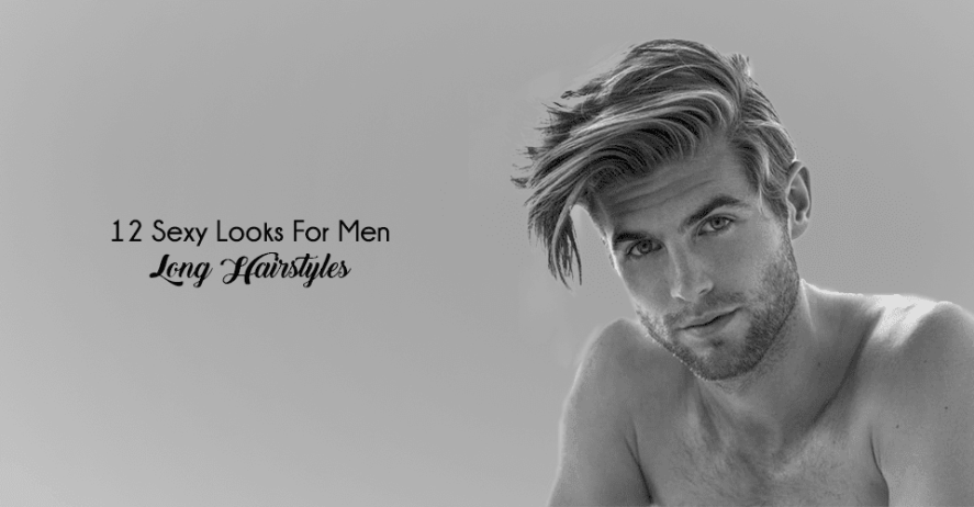 27 Best Long Hairstyles For Men - It gives men a rugged and ...
