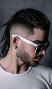 2 Amazing Hairstyles For Men To Choose From – Fade & Undercut.