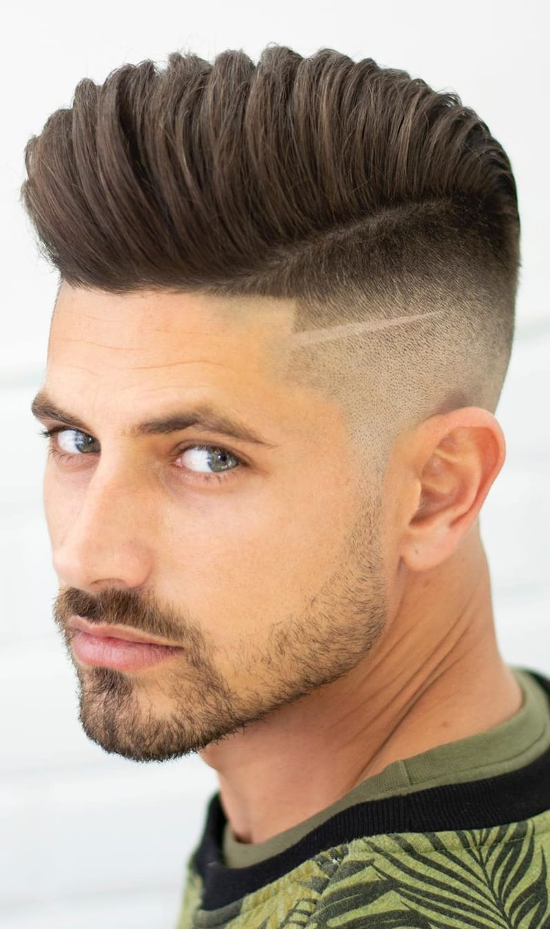 3 Fade Styles Men Must Try In 2019!