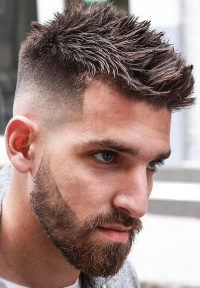3 Versions Of Spikes Hairstyle For Men
