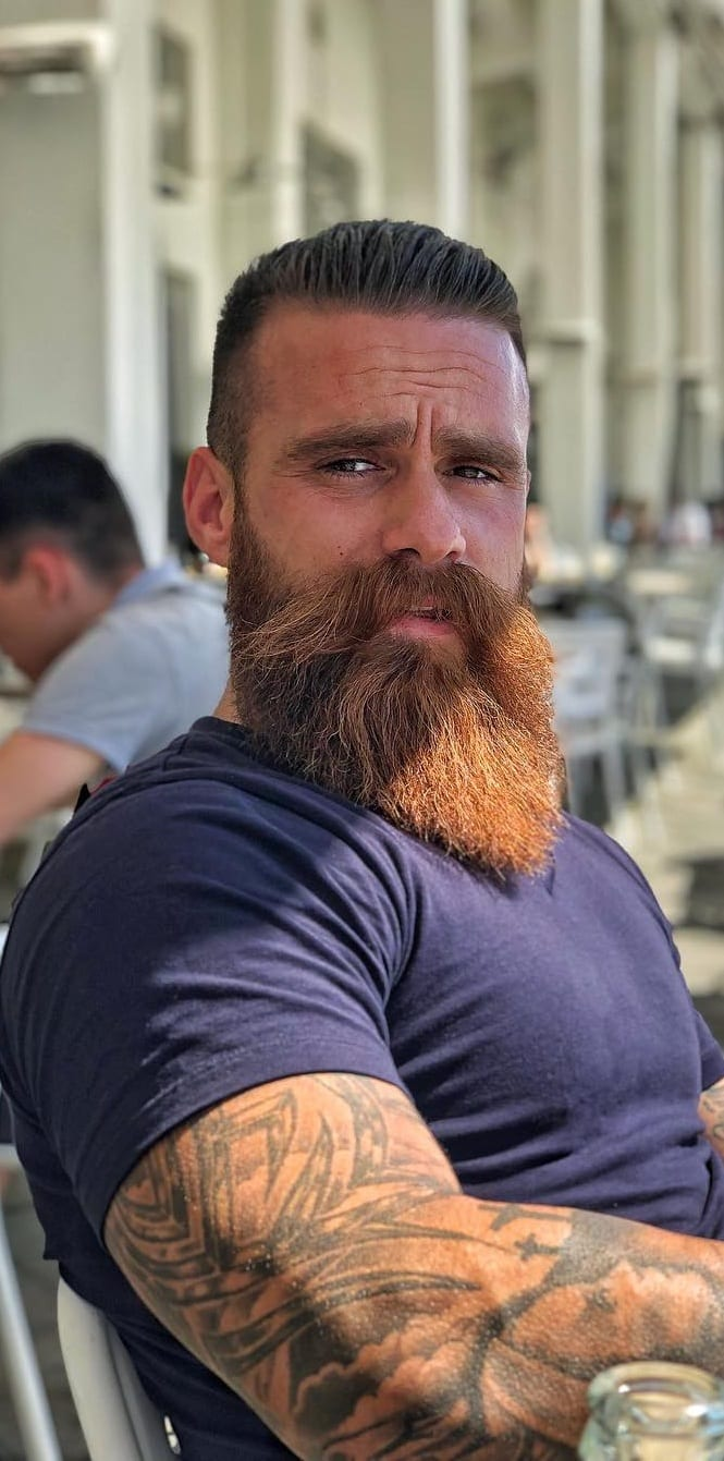 5 Beards To Elevate Your Hipster Look To Another Level!