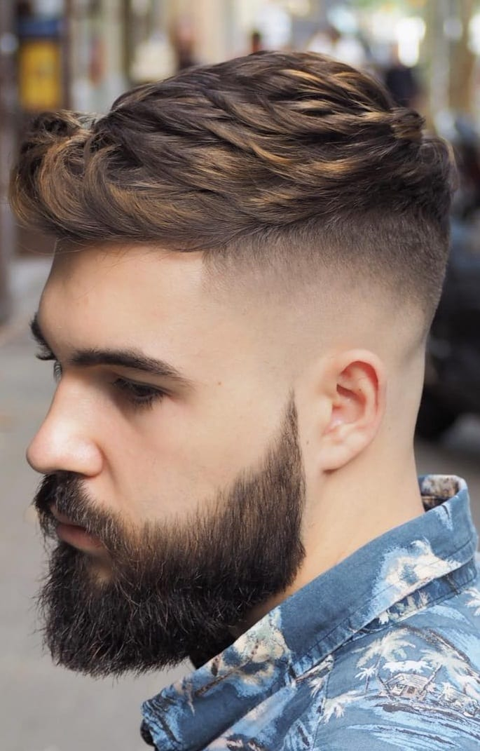 7 Fade Hairstyles For Men
