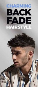 Back Fade Hairstyle 2019