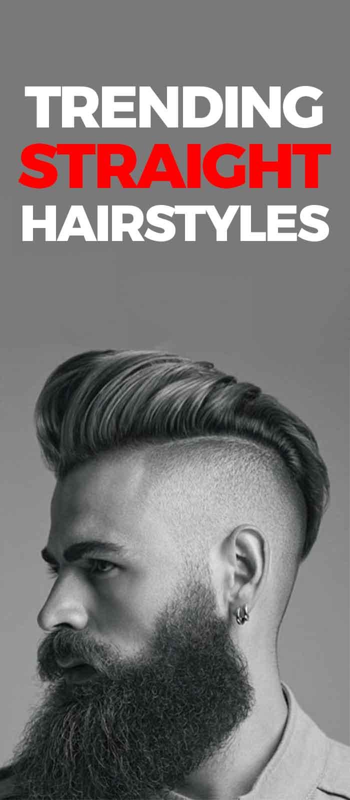 Best Straight Hairstyles.