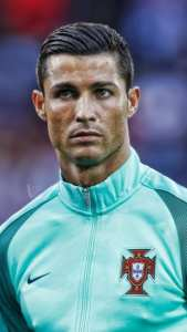 Cristiano Ronaldo's Hairstyle