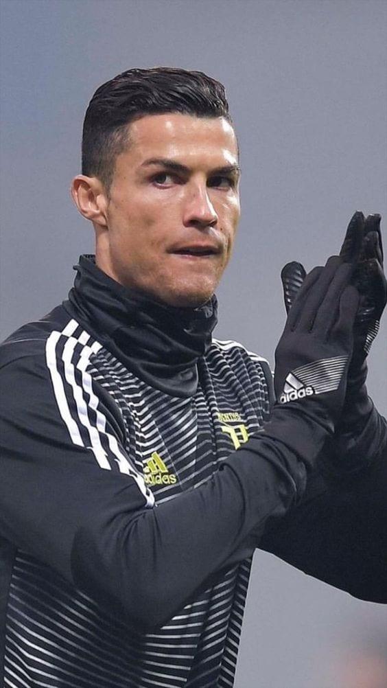 Cristiano Ronaldo's Hairstyle!