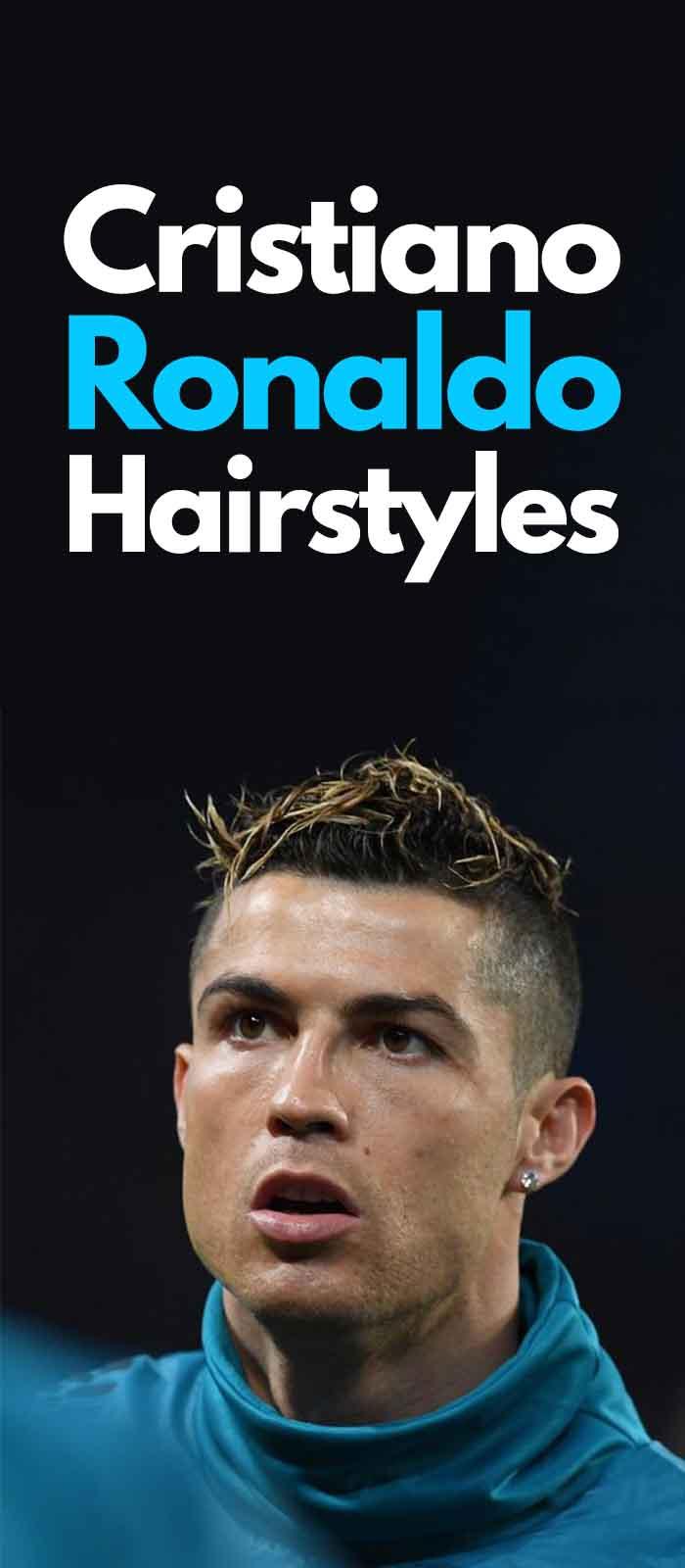 Cristiano Ronaldo Haircuts 2019!