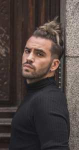 Fade Combinations Fade Haircut With Manbun