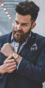 Fade HairStyle For Classy Men