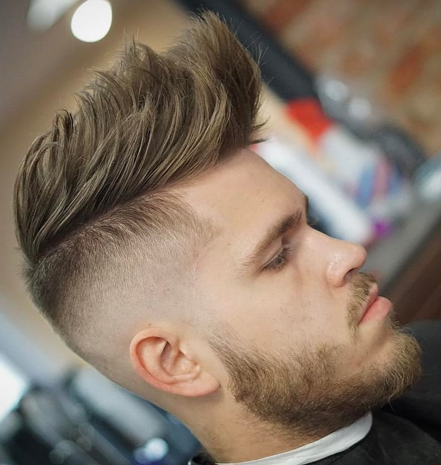 Fade Haircut For Men
