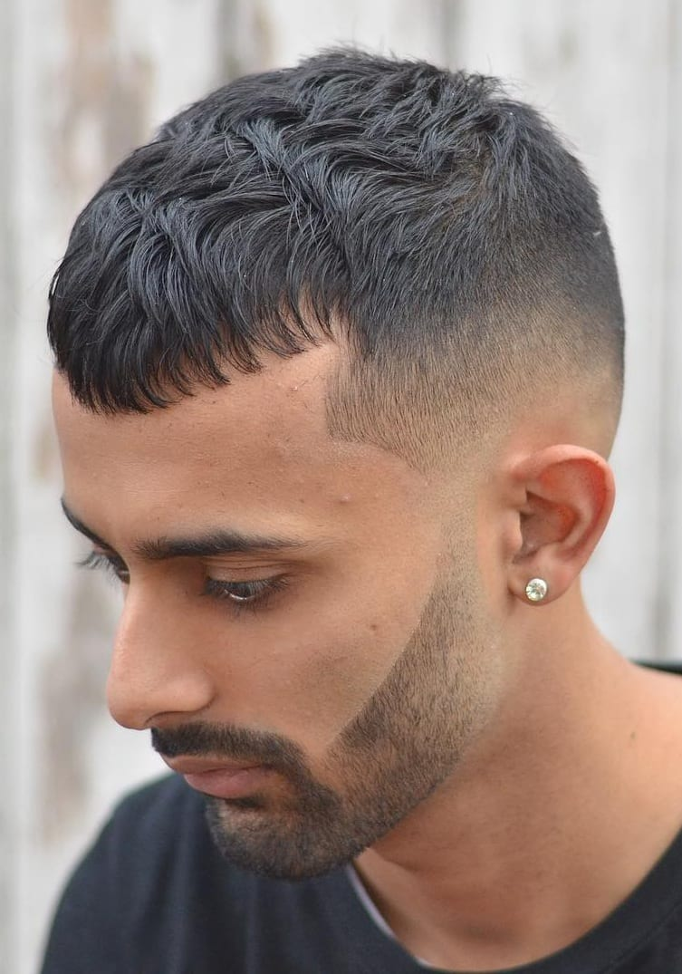 Fade & Undercut Hairstyle For Men!