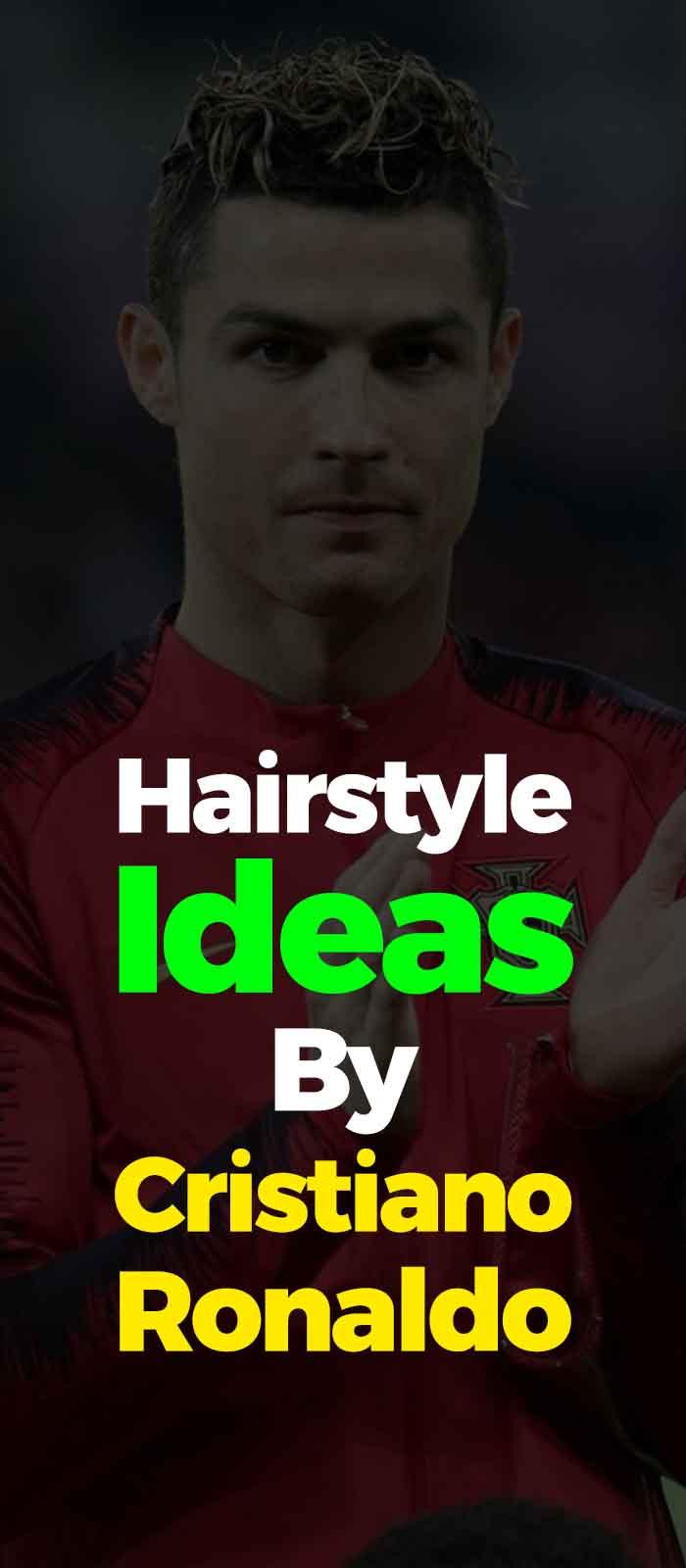 Hairstyle Looks Cristiano Ronaldo!