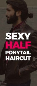 Half Ponytail Haircuts 2019