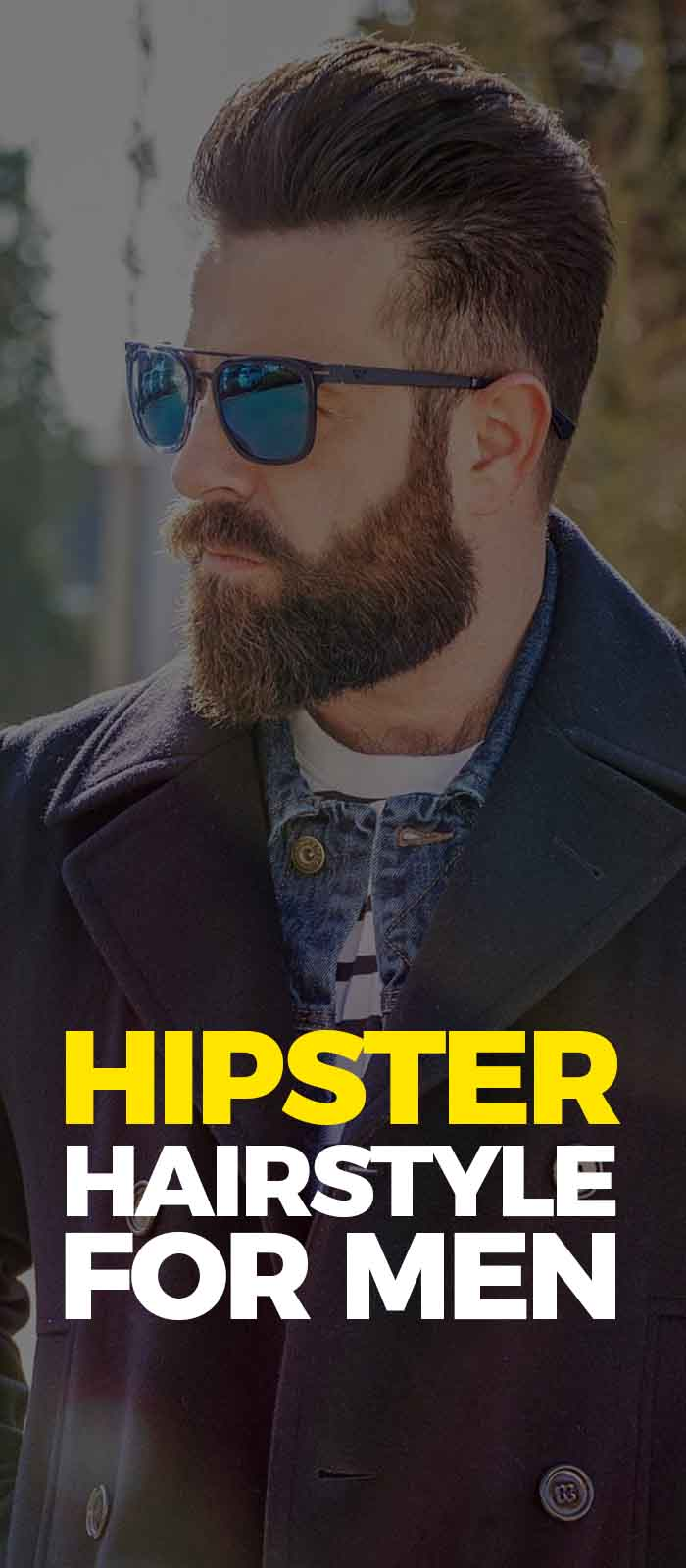 Hipster Hairstyles For Men 2019!