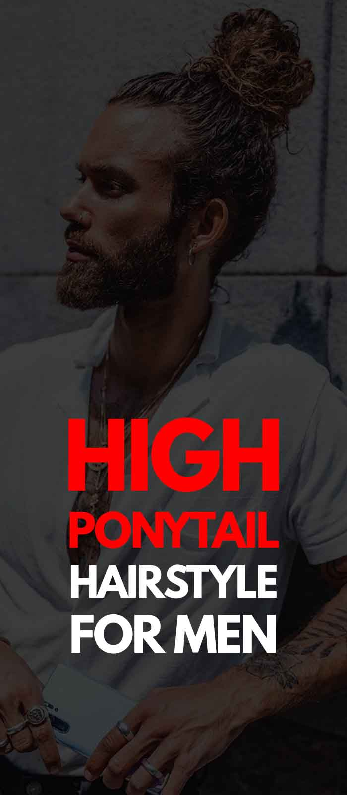 How To Get High Ponytail.