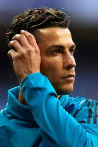 Iconic Cristiano Ronaldo Hairstyles.