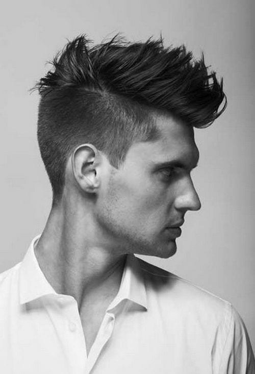Ideal Mohawk Hairstyle