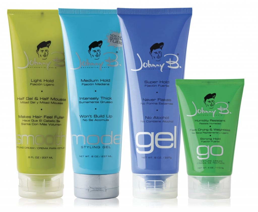 Johnny B. Hair Gel