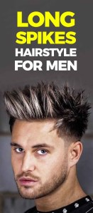 Long Spikes Hairstyle 2019.