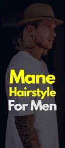 Mane Haircut For Men
